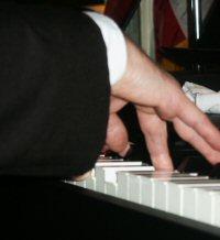 Hoovers Hand - Billy Hoover Plays Keys